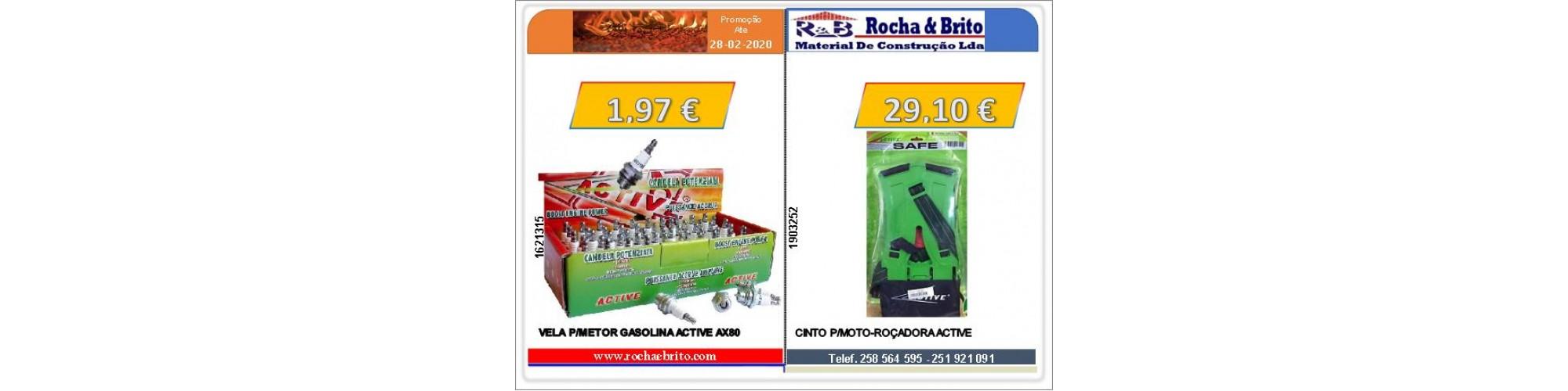 Velas Moto Serra