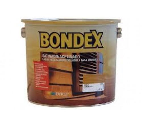 TINTA BONDEX ACETINADO  2,5LT