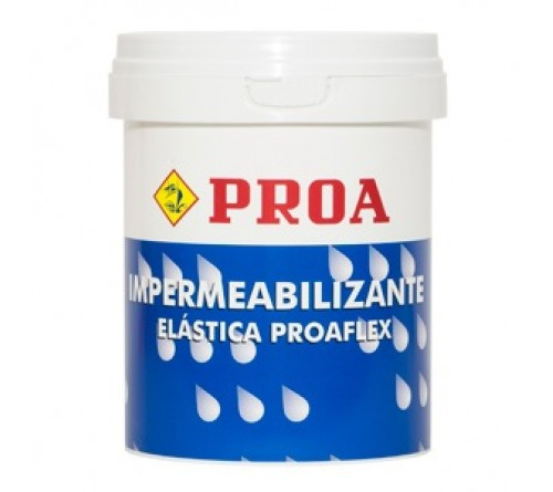 INPERM.ELASTICA PROAFLEX BRANCO 0.75LT