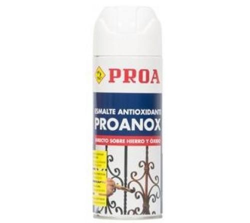ESMALTE PROANOX SPRAY VERDE ING.RAL 6009
