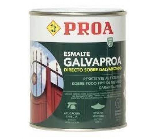 ESMALTE GALVAPROA MARRON 0.75L