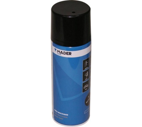 SPRAY  400L PRETO MATT