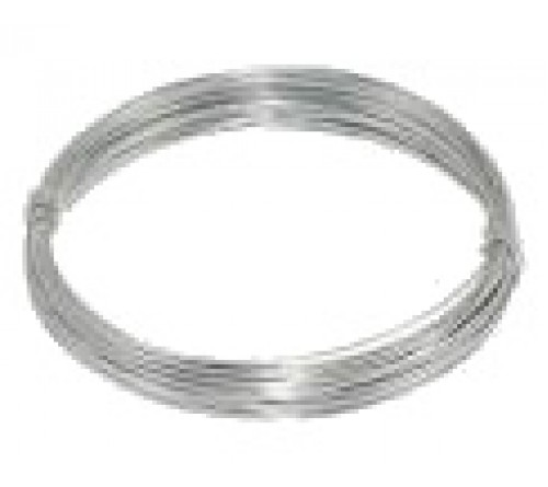 ARAME GALV. ROLO 1.0mm BB 330Gr  25m