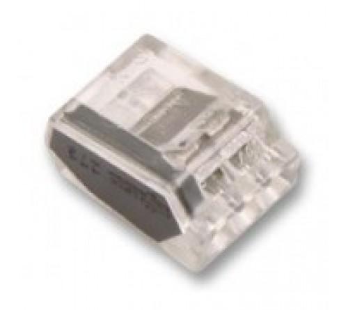 LIGADORES AUTOMATICOS 4x2.5mm (saco 100pçs)