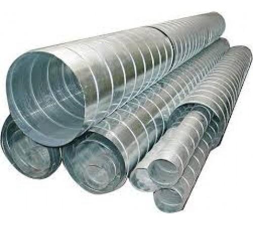 TUBO GALV.SPIRO 125MM