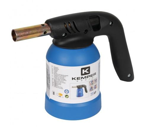 MAÇARICO GAS KEMPER, PEQUENO C/ESQ
