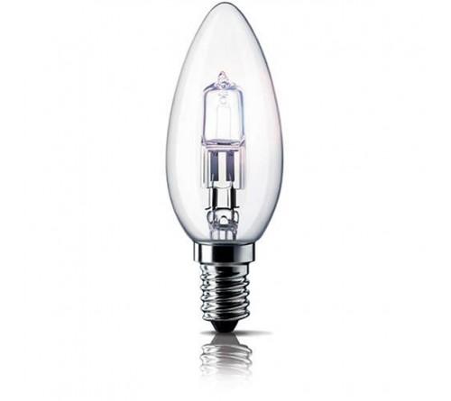 LAMPADA ECOCLAS. VELA 28W E14 PHILIPS