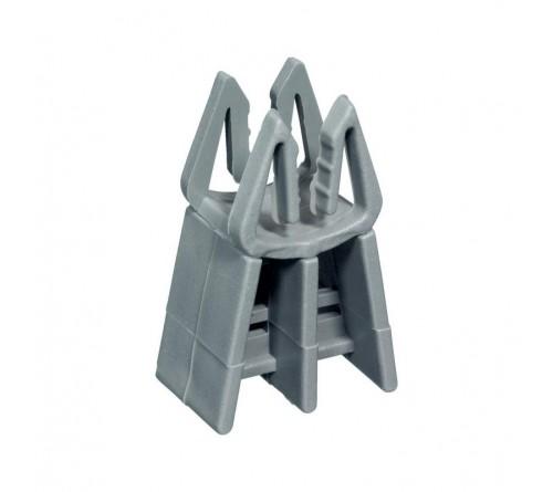 DISTANCIADOR PLASTICO 25mm (100 UNI)