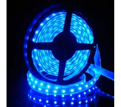 FITA LED FLEX VERDE / AZUL - 5MT
