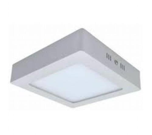 APLIQUE DE LED QUADRADO 17.5X17.5CM 12W