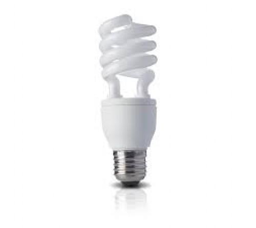 LAMPADA ECONOMICA MINI ESPIRAL E14 13W