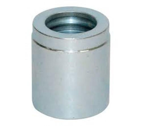 TERMINAL BICHA 6mm