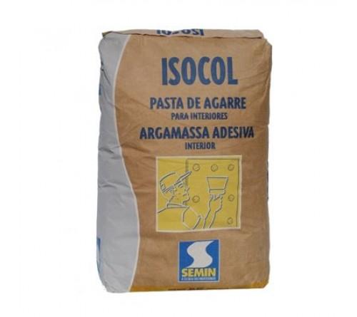 COLA ADESIVA ISOCOR 25kg.(P/PLADUR)
