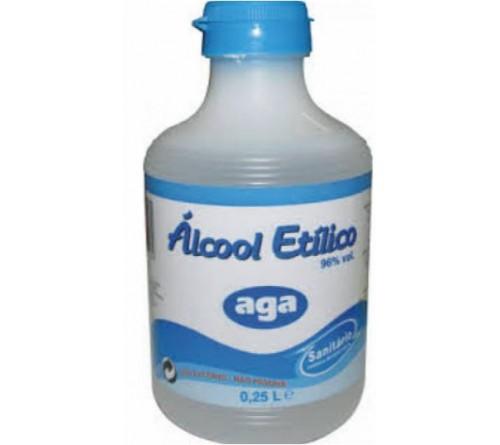 ALCOOL ETILICO 0.25L