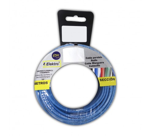 CABO ELECTRICO 1X4mm - 10mt