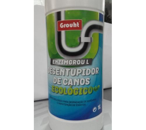 DESENTUPIDOR DE CANOS BIOLOGICO
