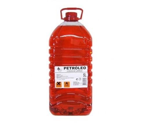 PETROLIO P/ LIMPEZA  5LT