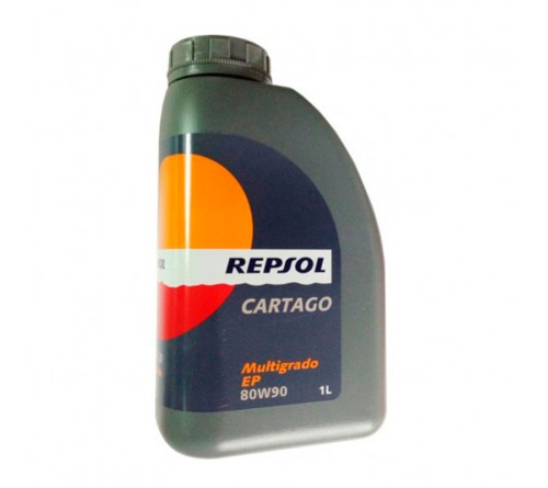 OLEO CARTAGO MULTIGRADO EP 80W90 1LT