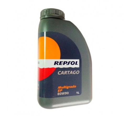 OLEO CARTAGO MULTIGRADO EP 80W90 1LT