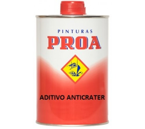 ADITIVO ANTI CRATER 500ML