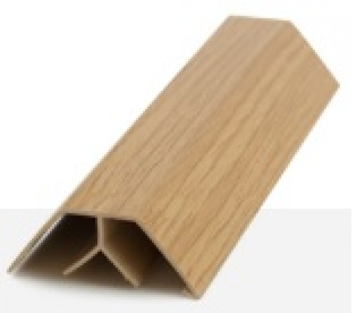 CANTO EXTERIOR FORRO PVC BRANCO