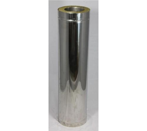 TUBO INOX PAREDE DUPLA 125/175