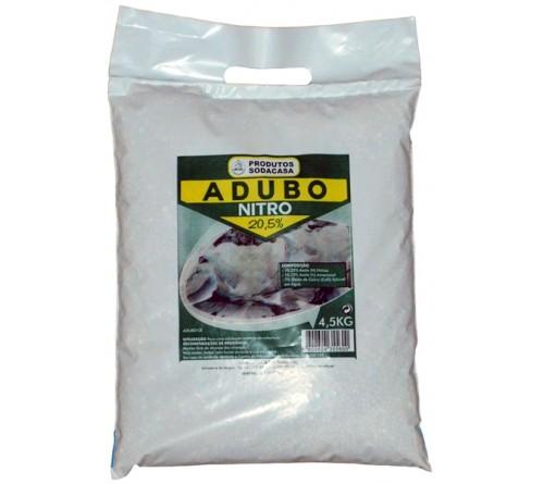 ADUBO NITROLUSAL 4,5KG