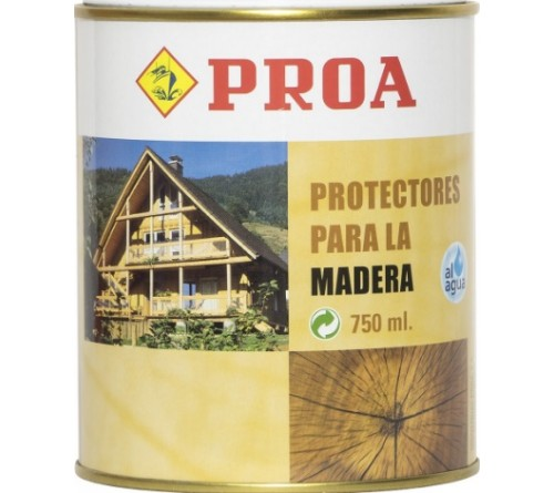 PROTECTOR PARA MADEIRA CAOBA 0,75L