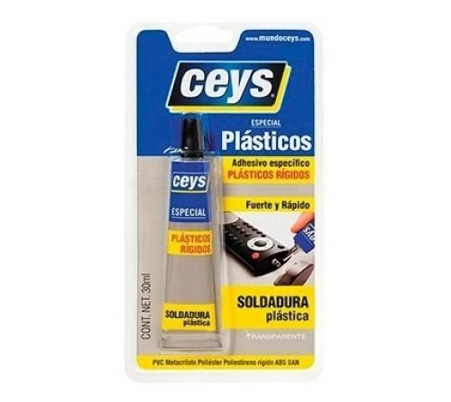 COLA CEYS PARA PLASTICOS 30ml