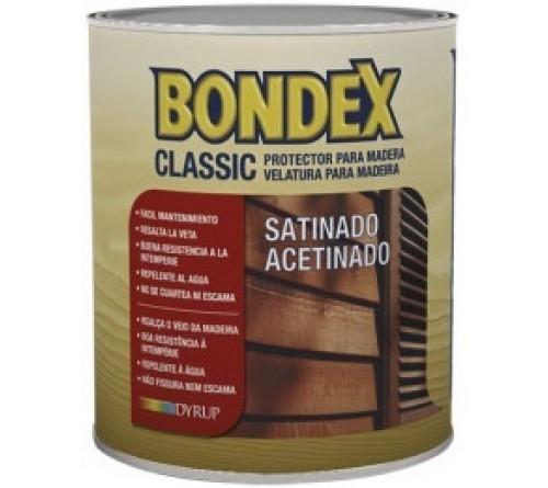 BONDEX ACETINADO 907 NOGUEIRA 0,75LT