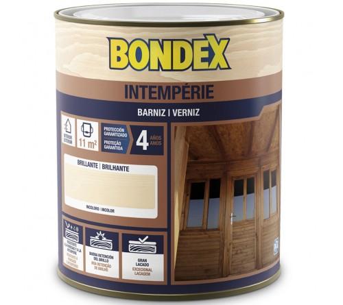 BONDEX INTEMPERIE BRLH. INCOLOR  0.75