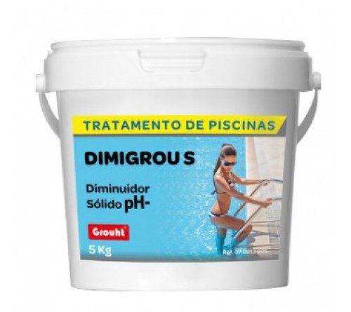 DIMINUIDOR SOLIDO PH 5KG