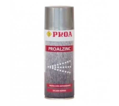 PROALZINC SPRAY ANTICORROSIVO 400ML