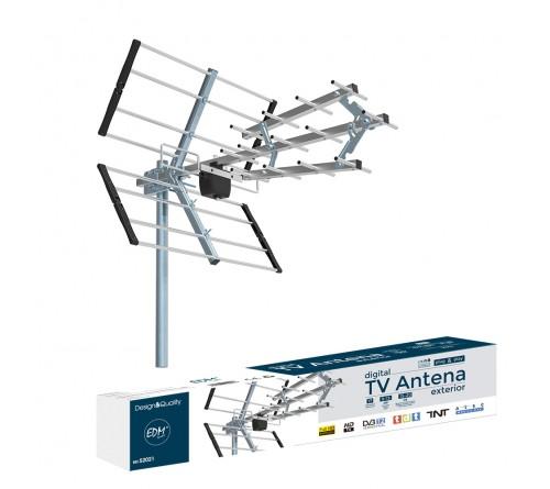 ANTENA DIGITAL UHF ANGULAR 17 DB.