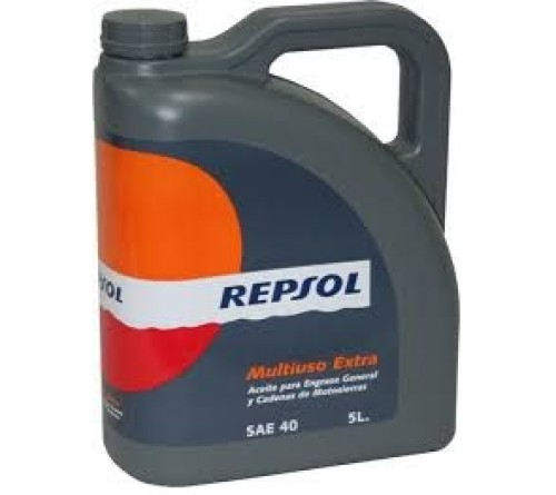 OLEO MOTOSSERRA   5LT Repsol